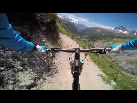 Le Tour Bike Park - Chamonix. Enduro MTB