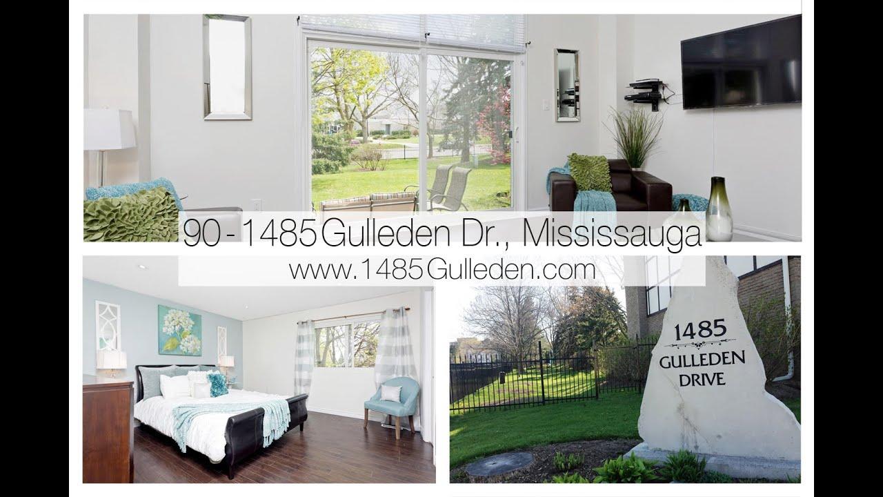 90-1485 Gulleden Dr., Mississauga $499,000 - YouTube