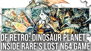 DF Retro: Dinosaur Planet - Inside Rare's Lost N64 Game + Star Fox Adventures Comparisons!
