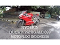 Nyobain Ducati Panigale 899 Pake SC Project - Indonesia #motovlog 110