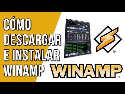 Como Instalar Winamp En Mi PC
