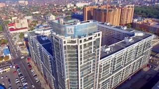 Жилой квартал Центральный в центре Краснодара