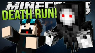 I AM DEATH!! | Minecraft: Death Run Minigame