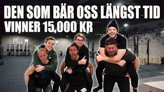 DEN SOM BÄR OSS LÄNGST TID VINNER 15,000 KR.