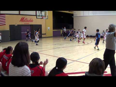 Foster City Flyers vs Rebels 4th Q 4 26 2014