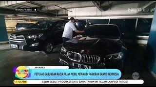 Petugas Razia Mobil Mewah Yang Nunggak di Parkiran Mall - IPOP