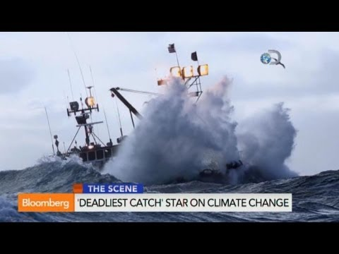 'Deadliest Catch' Star: Climate Change Is Very Real