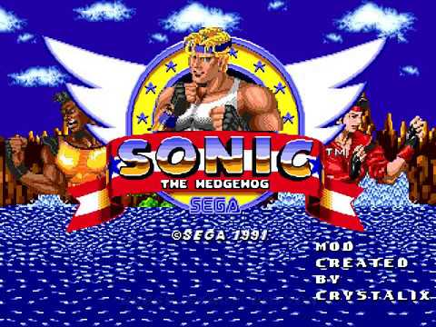 "SORmaker mod: ""Sonic"" (Route 2) Mania Longplay with Shiva thumbnail"