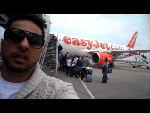 Youtube you need to watch this  HILARIOUS  travel vlog  by Saj Vlogs