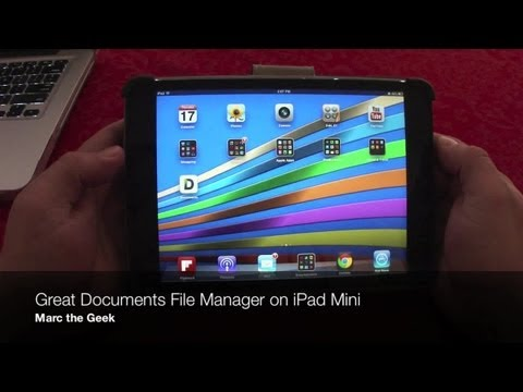 Great Do Ents File Manager On Ipad Mini