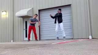CENTURIES (MR. FAHRENHEIT REMIX) | FALL OUT BOY | FREESTYLE DUBSTEP DANCING | SPENCER MEIER & ZANE S