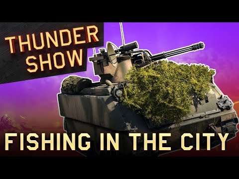 Thunder Show: Fishing in the city