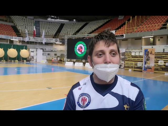 Intervista a Daniele Cassiani dopo il doppio record del mondo