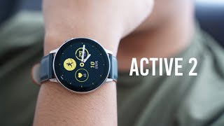 Review Samsung Galaxy Watch Active 2 Indonesia