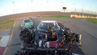 Ford v Ferrari Cameras and Crashes