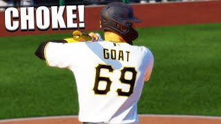 I CHOKED SO HARD! MLB The Show 19 | Road To The Show Gameplay #99