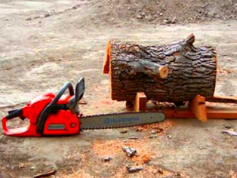 Husqvarna 450 Rancher Chain Saw Introduction