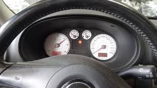 Контрактный двигатель Seat (Сеат) 1.9 ARL | Где купить? | Тест мотора