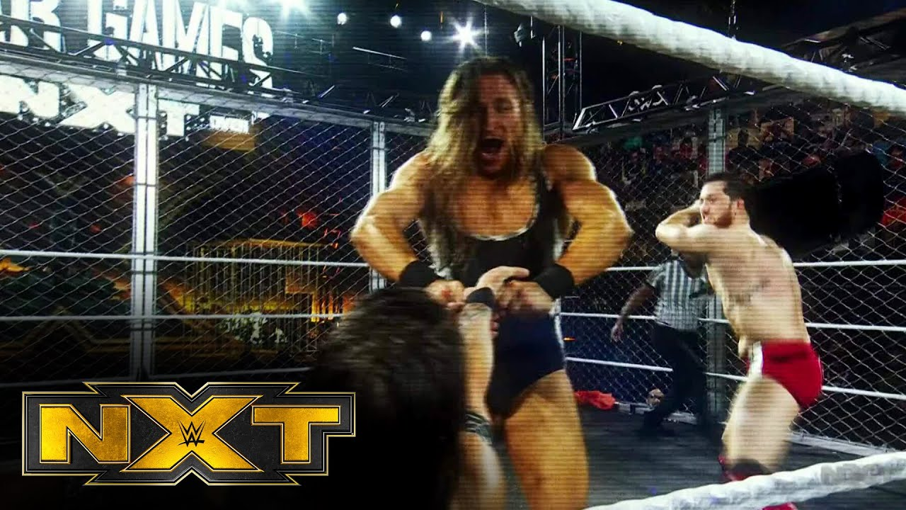 Download The Casualties of WarGames: WWE NXT, Dec. 9, 2020
