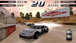 Destruction Derby 2 (PC/DOS) 1996, Psygnosis