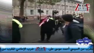 ضرب الإعلامي المقرب من السيسي أحمد موسى على...