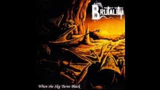 Watch Brutality When The Sky Turns Black video