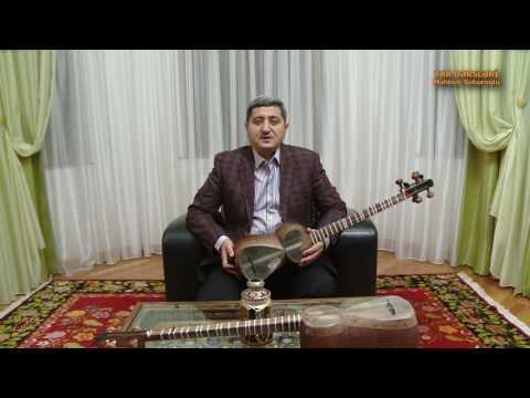 Tar dərsləri. 58-ci dərs. Şur: Bayatı-Türk   Tar lessons. 58th lesson. Shur: Bayati-Turk