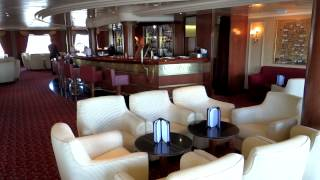 Silversea Silver Whisper Cruise Ship Tour
