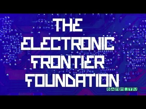 BAMM.tv Presents: Electronic Frontier Foundation Promo
