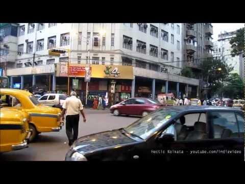 Hectic Kolkata (Calcutta) - India