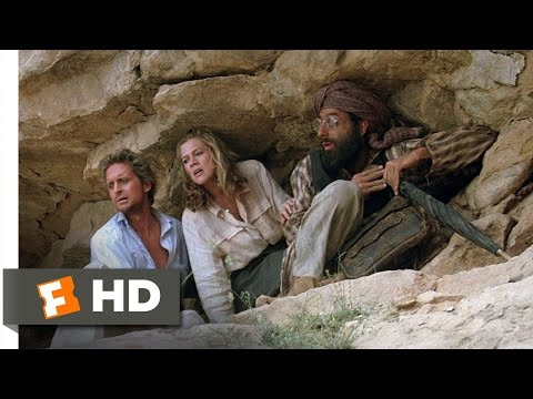 The Jewel of the Nile 35 Movie   Eat Rock! 1985 HD