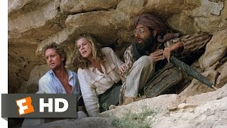 The Jewel of the Nile (3/5) Movie CLIP - Eat Rock! (1985) HD