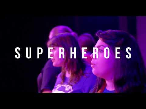 Superheroes (A Cappella Cover)