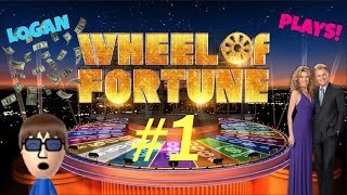 Wheel of Fortune Playthough #1! SO MANY BANKRUPTS! (Nintendo Wii U)