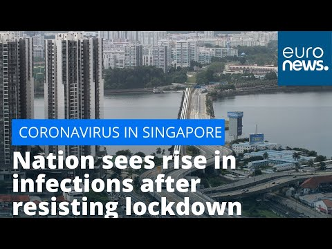Singapore's Second Wave: Nation Sees Rise In Infections After Resisting Lockdown