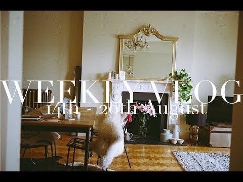 Weekly Vlog | A Week In London, More Homeware