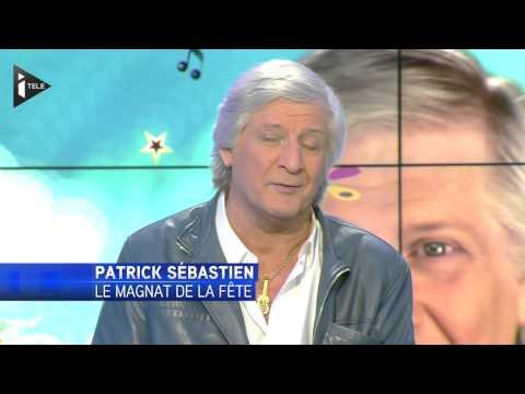 """Patrick Sébastien : """"le championnat de France de strip-tease"""