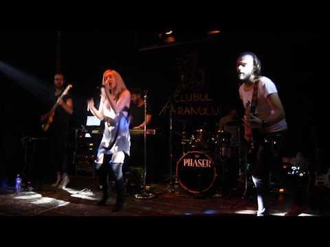 Phaser - Do It Like A Dude (Live la Clubul Taranului, Bucuresti, 03.10.2017)