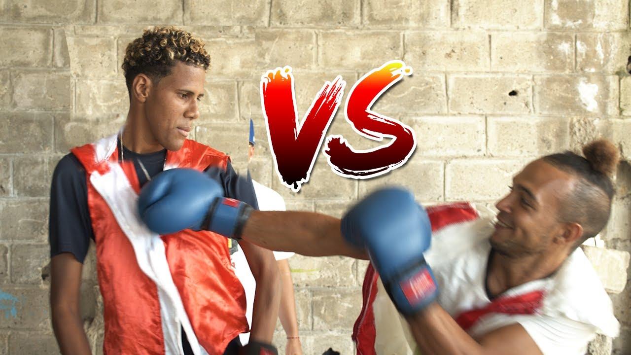 Welinton Quiw VS El Primo Lucas ! PRIMER ENCUENTRO