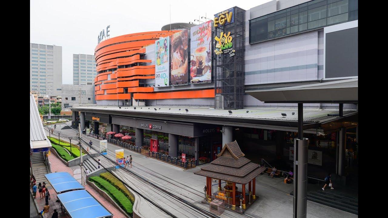 "Photo of โรง ภาพยนตร์ ซี คอน บางแค – [4K] Walking inside ""Seacon Bangkae"" shopping mall from new MRT station, Bangkok"