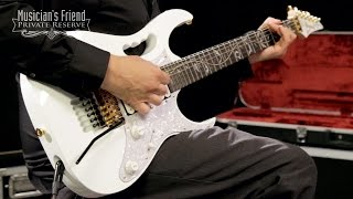 Download Ibanez JEM7V Steve Vai Signature Electric Guitar MP3 song and Music Video