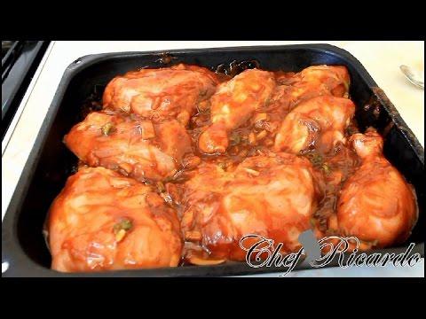 BBQ Chicken In The Oven: Easy Barbecue Chicken Recipe