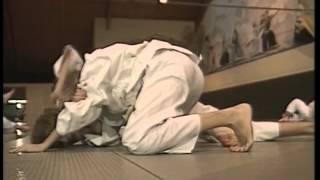 Judo techniques d'immobilisation (ceinture blanche à blanc/jaune)