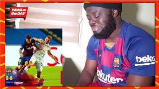 Yawa Of The Day: Barcelona Vs Bayern Munich. The 2:8 Humiliation!!!