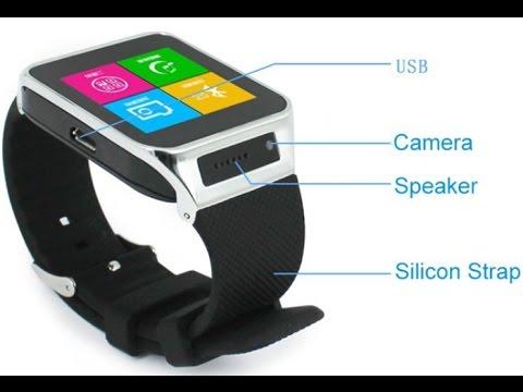 montre tactile pas ch re unboxing zgpax s29 smart watch. Black Bedroom Furniture Sets. Home Design Ideas