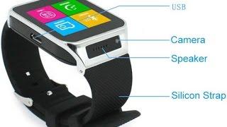Montre Tactile Pas Chère ! UNBOXING ZGPAX S29 Smart Watch Phone  -  GOLDEN  Christodu69