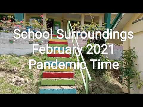 Countryside School Surroundings February 2021 Still in Pandemic Time / Video Shorts /