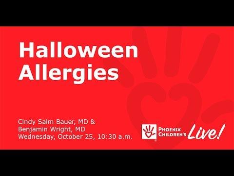 Halloween Allergies Q&A
