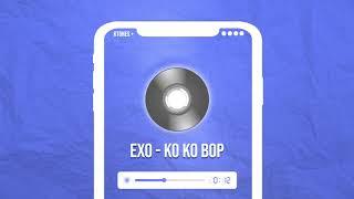 EXO - Ko Ko Bop | Marimba Remix | Iphone Ringtone | Kpop Ringtones