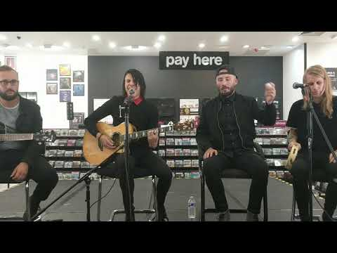The Fire, The Dark - as it is (Acoustic Set @ hmv Manchester - 15/08/18) Mp3
